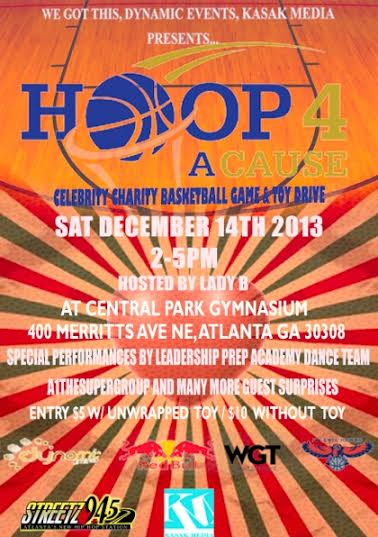 unnamed 21 AEBL Hoops Presents: #Hoop4aCause Celebrity Game & Toy Drive (12 14 13)