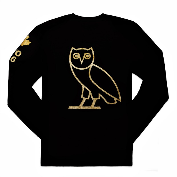 2n6vz1u Drake Confirms He Will Be Attending Drake Night & Unveils Raptors x OVO Shirts (Photos)