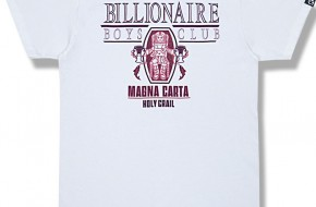 "JAY Z & Billionaire Boys Club Team Up On A ""Magna Carta Holy Grail"" T-Shirt"