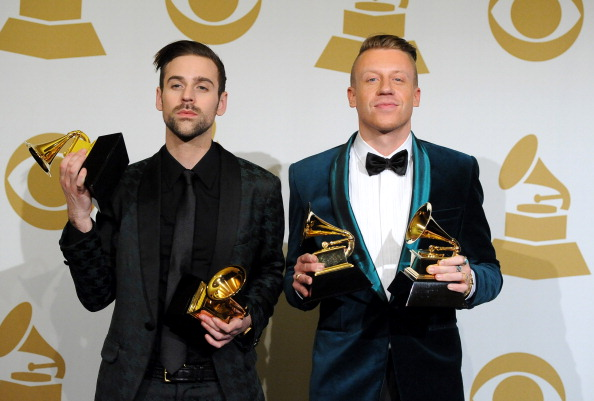 56th GRAMMY Awards - Press Room