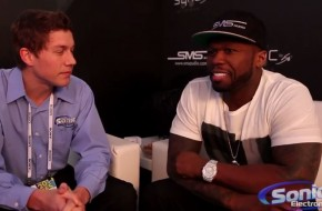 "50 Cent Talks ""Animal Ambition"" Release Plans W/ Sonic Electronix's (Video)"