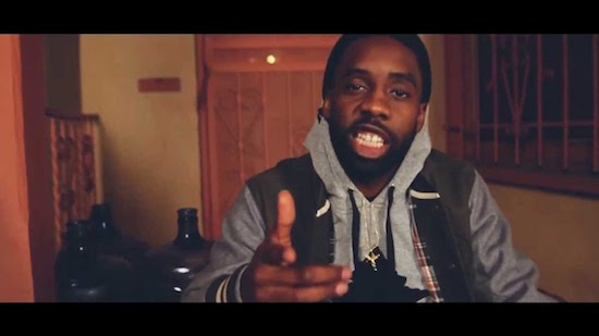5sB9jy0 Black Cobain & Casey Veggies – Disrespectful (Video)