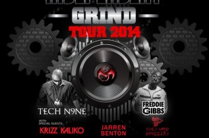 Freddie Gibbs Set To Join Tech N9ne For His 'Independent Grind' Tour