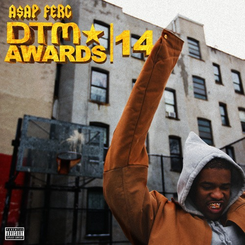 ASAP Ferg Drake DTM Awards A$AP Ferg   DTM Awards 14