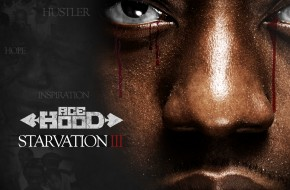 Ace Hood – Starvation 3 (Mixtape Cover)