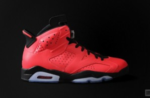 "Air Jordan 6 ""Infrared 23"" (Photos)"