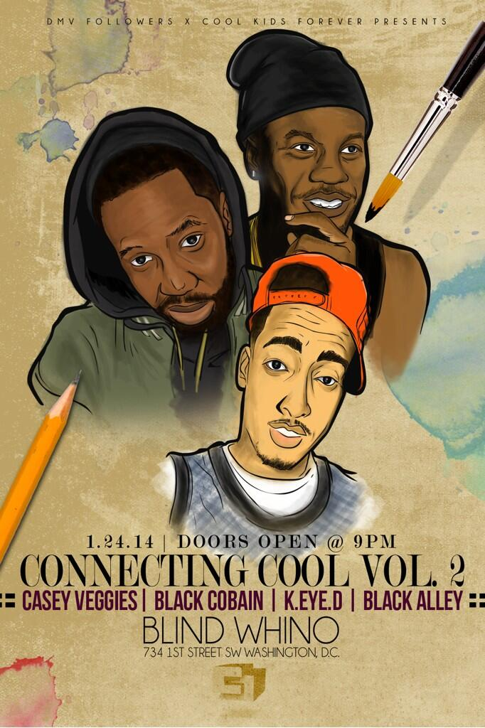 Connecting Cool 2 Flyer