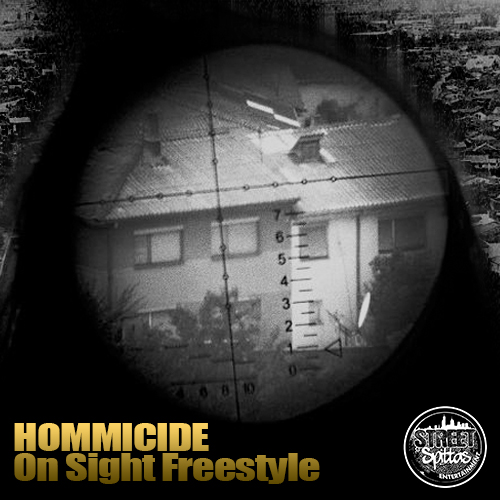 Hommicide On Sight Freestyle Artwork Hommicide   On Sight (Freestyle)