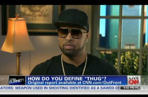Slim Thug Defines 'Thug' And It's Connotation To CNN (Video)