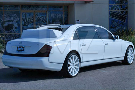 Tyga Maybach Tyga Spends $2.2 Million On Maybach As A Birthday Gift