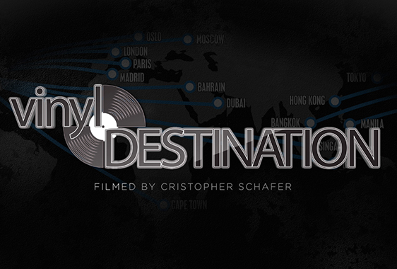 VINYL DESTINATION DJ Jazzy Jeffs Year In Review (Video)
