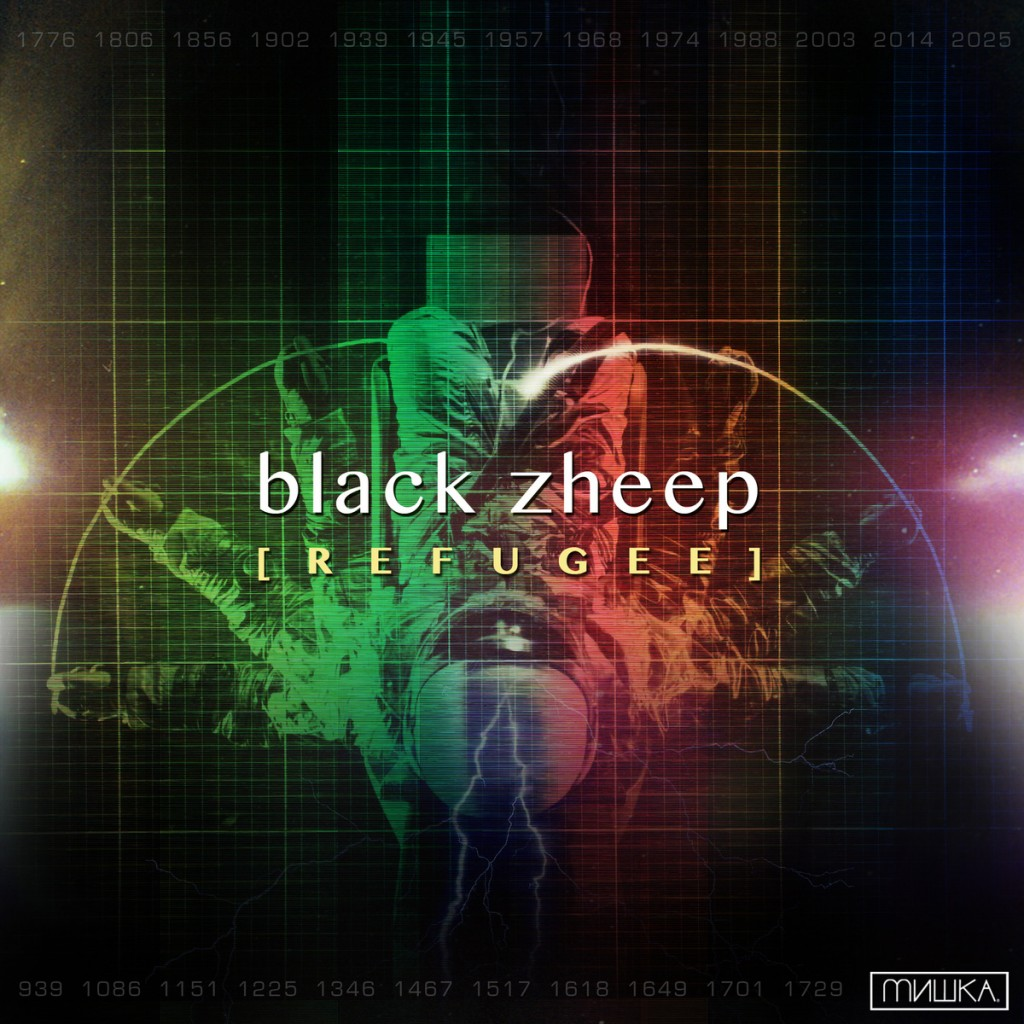 a2442607114 10 1024x1024 Мишка Presents: Black Zheep – Refugee (Mixtape)