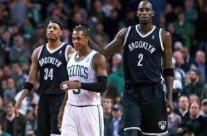 Boston Welcomes Back Paul Pierce & Kevin Garnett (Video)