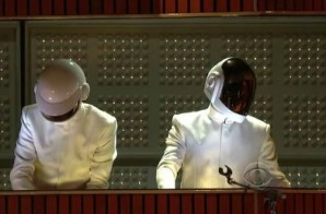 Daft Punk, Pharrell, Nile Rodgers & Stevie Wonder – Get Lucky (Live At The GRAMMY's) (Video)