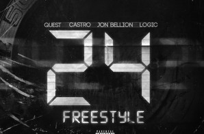 QuESt, Castro, Jon Bellion & Logic – 24 (Prod. By 6ix)
