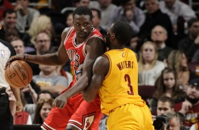 Trading Places: Cavs Acquire Former Bulls All-Star Luol Deng for Andrew Bynum