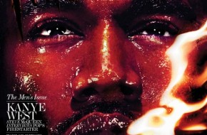 Kanye West Covers Interview Magazine (Photo)