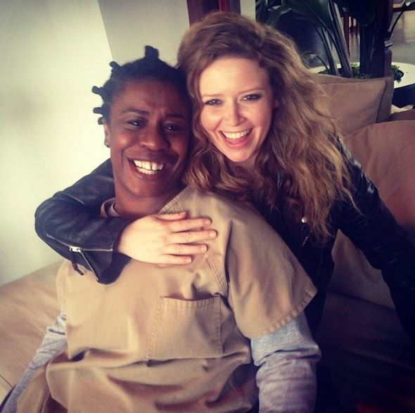 ob2 Netflixs Orange Is The New Black Season 2 (Behind The Scenes) (Photos)