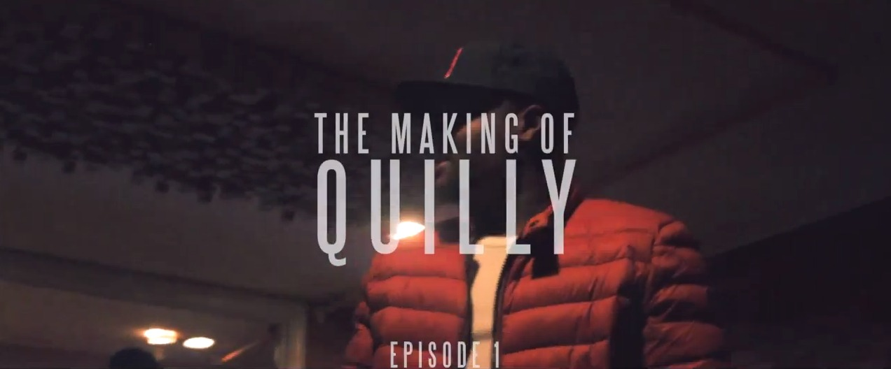 Quilly - Making of Quilly Mixtape (Episode 1)