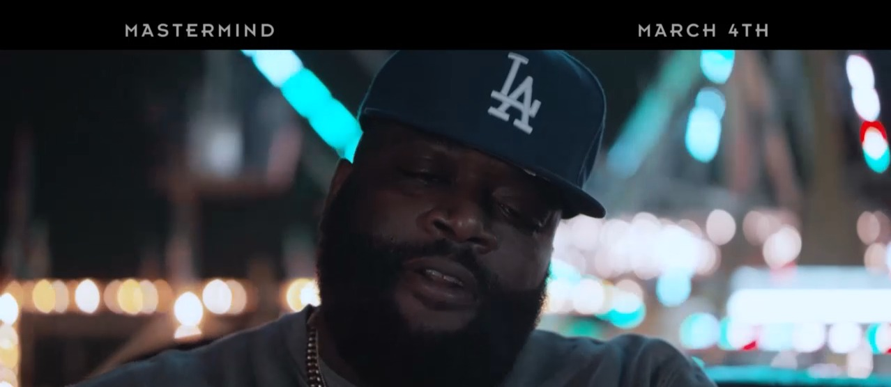 Rick Ross - Bound 2 Freestyle (Video)