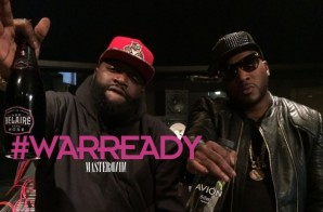 Rick Ross – Mastermind (Album Cover) + Announces A Single With Young Jeezy