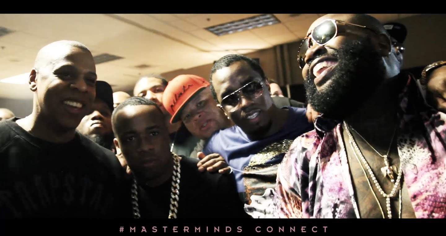 Rick Ross Performs with Jay-Z in Florida x Backstage MCHG Tour (Video)