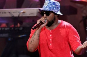 Schoolboy Q – Man Of The Year (Live On Jimmy Fallon) (Video)
