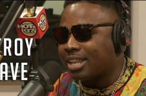 Troy Ave – Funkmaster Flex Freestyle (Video)