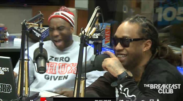 Ty Dolla Sign – The Breakfast Club Interview (Video)