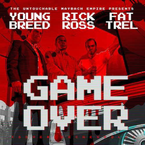 young breed game over ft rick ross fat trel HHS1987 2014 Young Breed – Game Over Ft Rick Ross & Fat Trel (Prod by 808 Mafia)