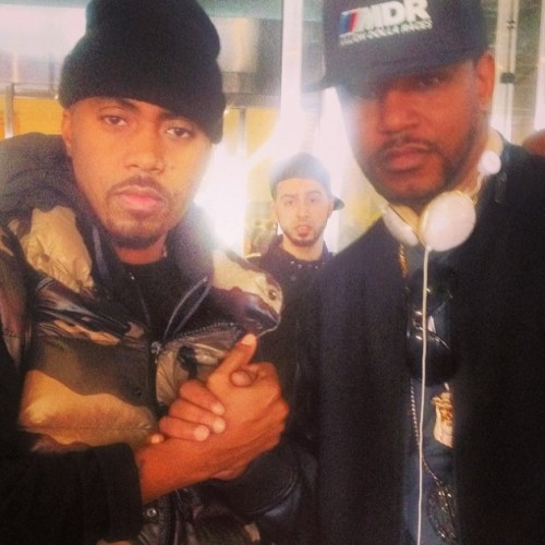 4183f51499ad11e394b70a1cf42a31d4 8 630x630 500x500 Diplomatic Immunity: Camron & Nas Settle their Differences (Photo)