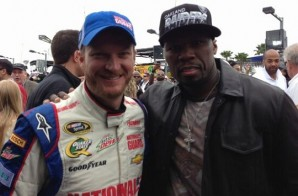 Get Rich or Drive Tryin: 50 Cent Discusses his Sponsorship with NASCAR