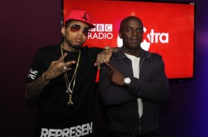 Kid Ink Covers Snoop Dogg's 'Gin & Juice' (Live On BBC 1Xtra) (Video)