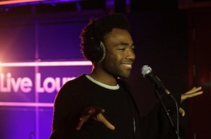 Childish Gambino – I'd Die Without You (Live At BBC Radio 1 Live Lounge)(Video)