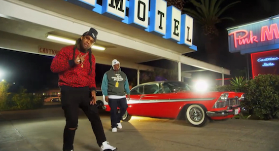 MTiqPWI E 40 – Chitty Bang ft. Juicy J & Ty Dolla $ign (Video)