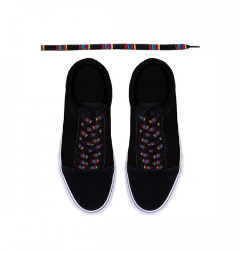 Marcelo Burlon x Pusha T County of Pusha Collection Shoelace 1 475x500 Pusha T Launches County of Pusha Capsule Edition Online (Photos)