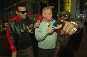 French Montana & Rick Ross Interviewed By Jerry Springer