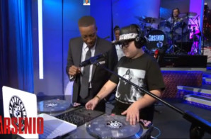 DJ Baby Chino On The Arsenio Hall Show (Video)