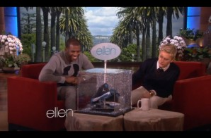 Ellen DeGeneres Gives Chris Paul a Custom Pair of Jordan CP3's (Video)
