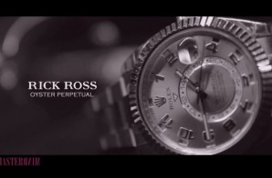 Rick Ross – Oyster Perpetual (Video)