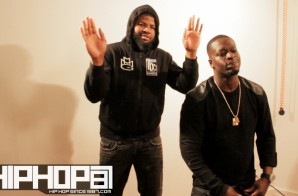 Black Deniro – You Aint Saying Nothing (Behind The Scenes Video)
