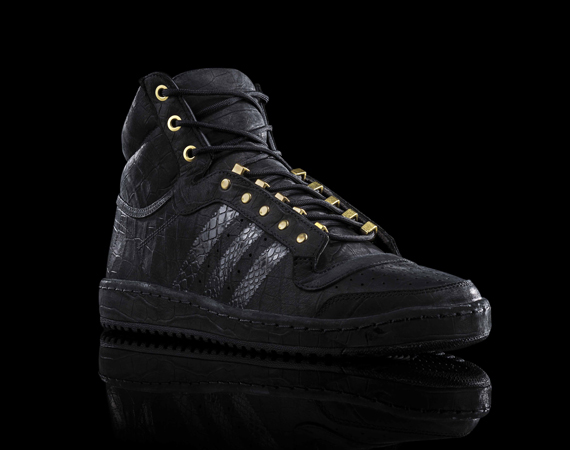 "adidas originals top ten 2 good to be tru 01 2 Chainz To Collaborate With adidas On New ""2 Good To Be T.R.U."" Shoe"