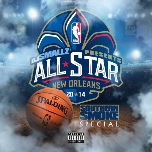 all star 2014 ss DJ Smallz   All Star 2014 (Southern Smoke Special) (Mixtape)