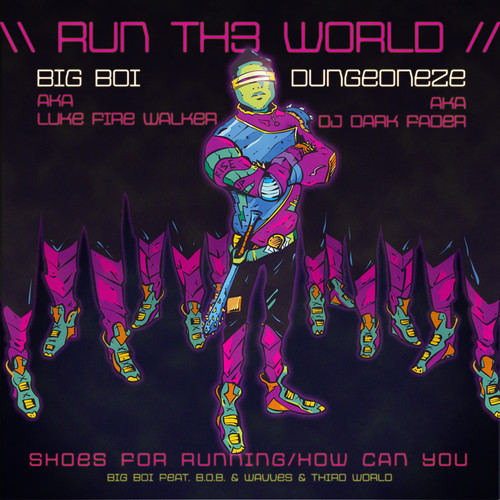 artworks 000070452524 rqyvic t500x500 Big Boi   Run Th3 World Ft. B.O.B., Wavves & Third World