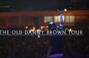 Danny Brown Unveils 'The Old Danny Brown' Tour Dates