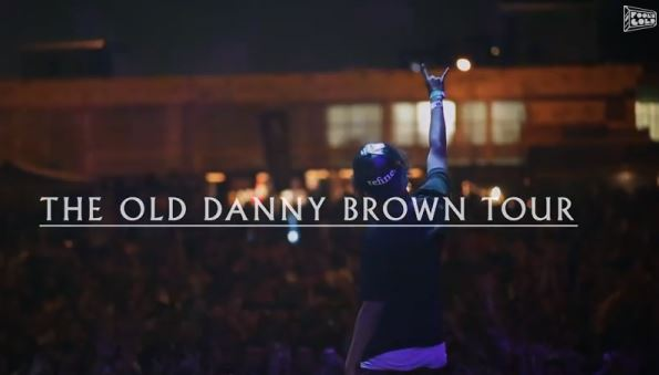 dbtourdates Danny Brown Unveils The Old Danny Brown Tour Dates