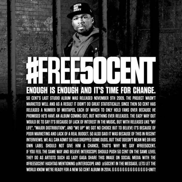 free 50 cent 50 Cent & G Unit Leave Interscope For Capitol Records