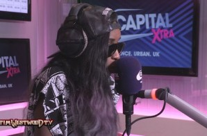 Angel Haze – Tim Westwood Freestyle (Video)
