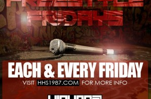 Enter (2-28-14) HHS1987 Freestyle Friday (Beat Prod by Gabe Beats) SUBMISSIONS END (2-27-14) AT 6PM EST