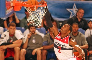 John Wall Named the 2014 Sprite Dunker of the Night (Video)
